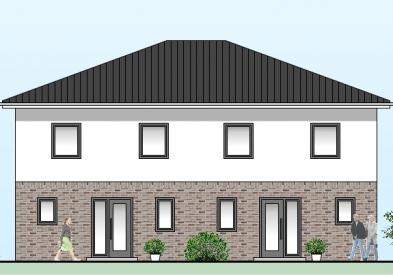 Zwei Doppelhäuser in ruhiger und naturnaher Lage // Verkauft
